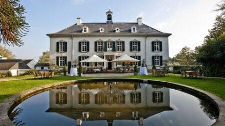 Bilderberg Kasteel Vaalsbroek - Golf-vakantie.nl