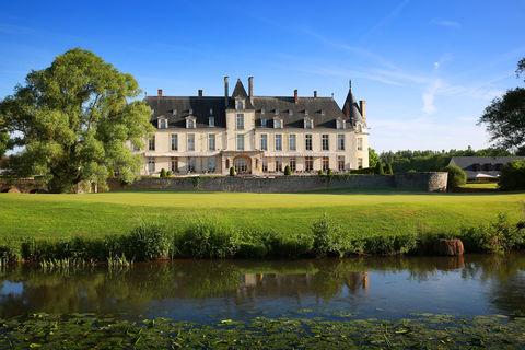Château d'Augerville - Golf-vakantie.nl