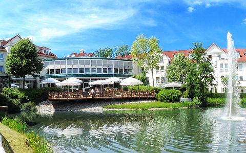 Court Hotel Halle - Golf-vakantie.nl
