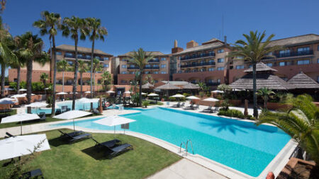 DoubleTree by Hilton Islantilla Beach Golf Resort - Golf-vakantie.nl