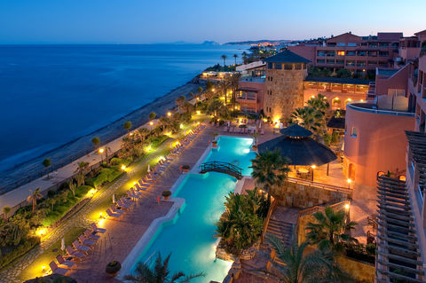 Elba Estepona Gran Hotel & Thalasso Spa - Golf-vakantie.nl