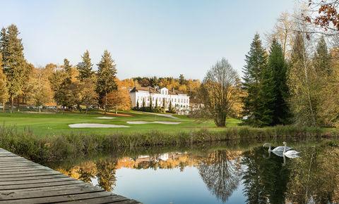Golfchâteau Domaine de Vaugouard - Golf-vakantie.nl