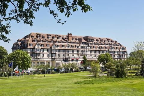 Hotel du Golf Barrière Deauville - Golf-vakantie.nl