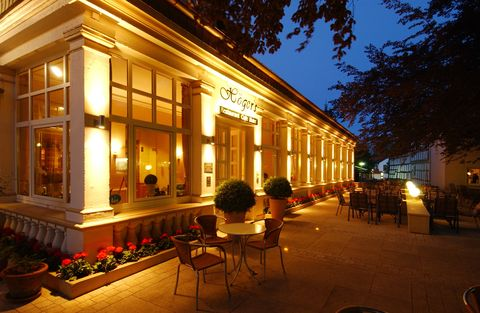 Högers Hotel - Golf-vakantie.nl