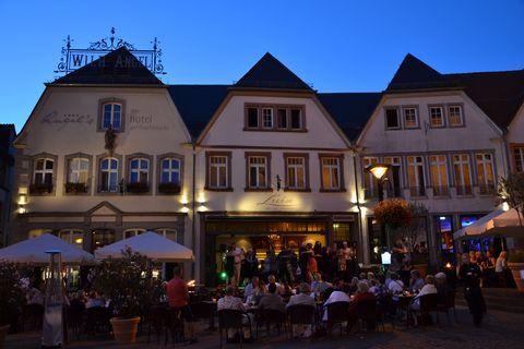 Hotel Angels am Fruchtmarkt - Golf-vakantie.nl