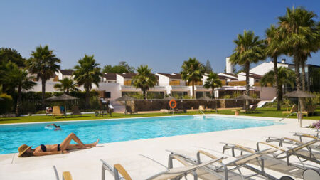 Hotel Encinar de Sotogrande - Golf-vakantie.nl