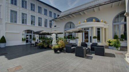 Hotel de l'Univers - Golf-vakantie.nl