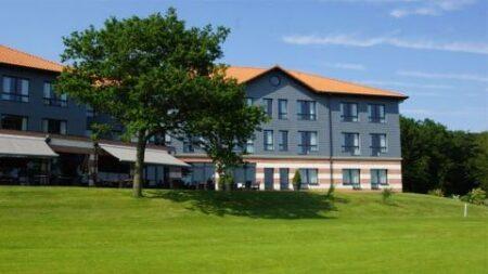 Hotel du Golf Saint Omer - Golf-vakantie.nl