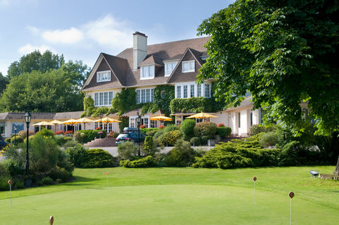 Hotel le Manoir - Golf-vakantie.nl