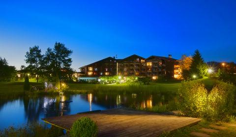 Lindner Parkhotel & Spa Oberstaufen - Golf-vakantie.nl