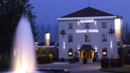 Martin's Grand Hotel - Golf-vakantie.nl