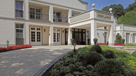 Parkhotel Surenburg - Golf-vakantie.nl