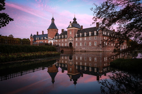 Parkhotel Wasserburg Anholt - Golf-vakantie.nl