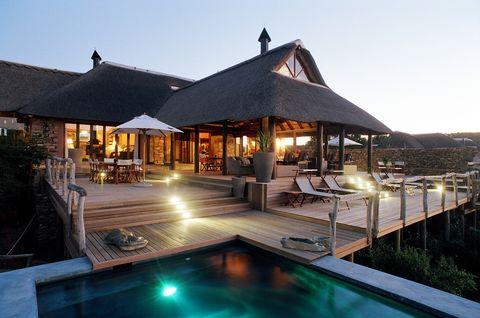 Pumba Private Game Reserve Water Lodge - Golf-vakantie.nl