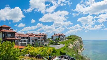 Thracian Cliffs Golf & Beach Resort - Golf-vakantie.nl