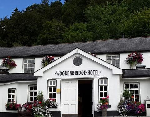 Woodenbridge Hotel - Golf-vakantie.nl