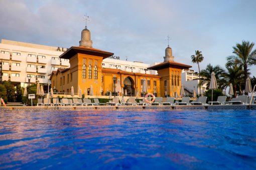 Hotel ALEGRIA Palacio Mojacar - adults only - Golf-vakantie.nl