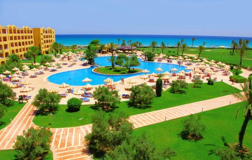 Hotel Nour Palace Thalasso & Spa - Golf-vakantie.nl