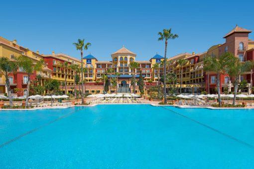 Iberostar Malaga Playa - Golf-vakantie.nl