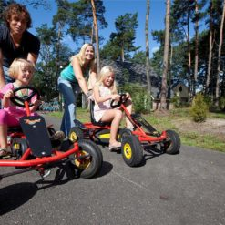 Vakantiepark Roompot Bospark Lunsbergen - Golf-vakantie.nl