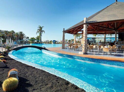 Hotel H10 Playa Meloneras Palace - Golf-vakantie.nl