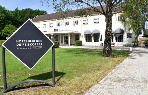 Hotel De Reiskoffer - Golf-vakantie.nl