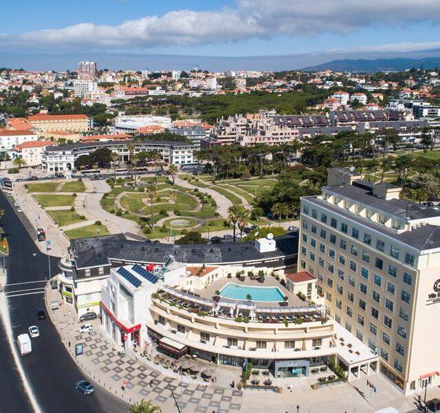 Hotel Vila Gale Estoril - Golf-vakantie.nl
