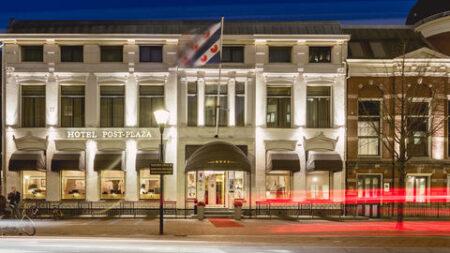 Post-Plaza Hotel & Grand Café - Golf-vakantie.nl