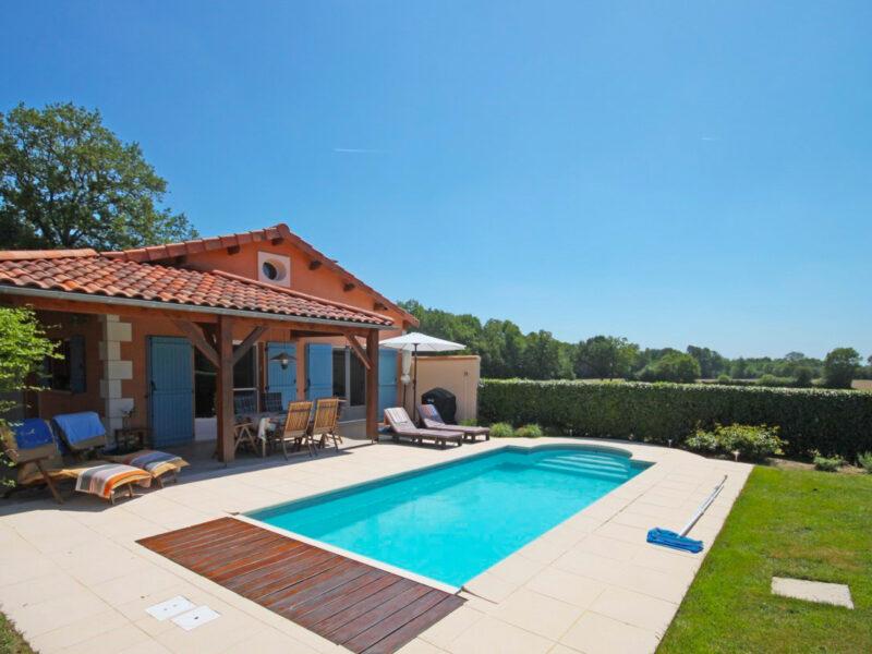 Villa 4 pers. met zwembad - Golf-vakantie.nl