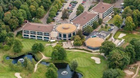 Doubletree by Hilton Soestduinen - Golf-vakantie.nl
