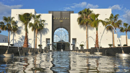 Sofitel Agadir Thalassa sea & spa - Golf-vakantie.nl