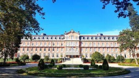 Vidago Palace Hotel - groepsreis - Golf-vakantie.nl